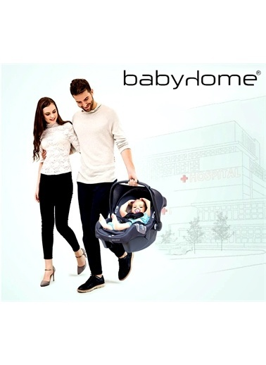 Baby Home Baby Home Bh-590 Elit 0-13 Kg Oto Koltuğu Ana Kucağı Kahve